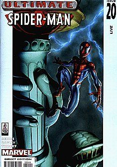 Ultimate Spider-Man (2000 series) #20 Marvel Ultimate Marvel, Spiderman, Movie Posters, Movies, Art, Spider Man, Art Background, Films, Film Poster