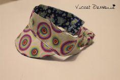 Baby visor / visera bebé por VioletDesvarie en Etsy