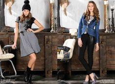 Cristinaeffe abbigliamento autunno inverno 2014 2015 presenta il jeans in felpa cristinaeffe-autunno-inverno-2014-2015