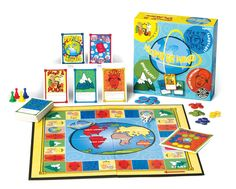 Around the World |  Geotoys $28.00