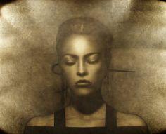 Omar Galliani...   Kai Fine Art