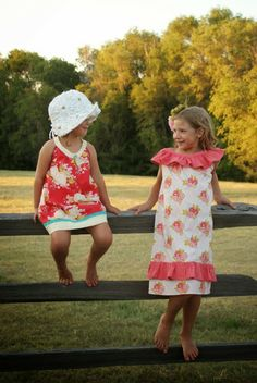 Stitch-It-Up:  Sew and Tell Review of the Gumdrops and Lollipops Dress.  Plus, take 25% off this pattern (and the matching doll pattern!) all throughout the month of January 2014!!!