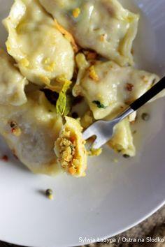 Baby Food Recipes, Cooking Recipes, Healthy Recipes, Dim Sum, Dumplings, Food Inspiration, Good Food, Food And Drink, Veggies