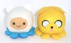 Hey, I found this really awesome Etsy listing at http://www.etsy.com/listing/155015905/octopus-adventure-time-plushies