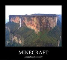 minecraft... More like just of bunch of Venezuelan architects having too much time on their hands