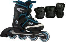 Sale Preis: K2 Jungen Inline Skate Roadie Junior Pack Boys, Schwarz/Weiß/Blau, S, 3030090.1.1. Gutscheine & Coole Geschenke für Frauen, Männer & Freunde. Kaufen auf http://coolegeschenkideen.de/k2-jungen-inline-skate-roadie-junior-pack-boys-schwarzweissblau-s-3030090-1-1
