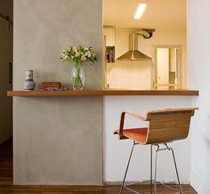 arquiteto Beto Amaral - integração sala e cozinha (Foto: Edu Castello/Editora Globo)