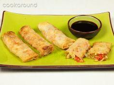 Involtini primavera: Ricette Cina | Cookaround