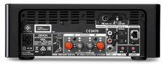 Denon Ceol N9 Network Mini System Input/Output Jacks