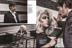 Shoot for In London Magazine