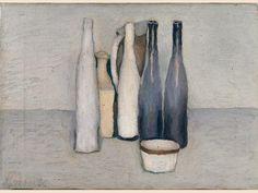 Giorgio Morandi «Still Life». Oil on canvas, 1957. Private Collection, Milan