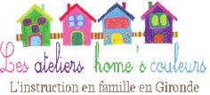 Association Les ateliers home's couleurs, l'instruction en famille en Gironde (33).