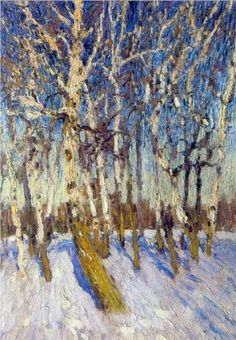 Winter - Igor Grabar