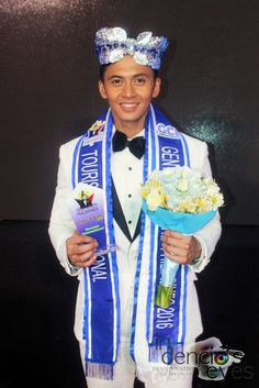 Mister Tourism International Philippines 2016 Paul Renzo Velo. He will compete in Mister Tourism International 2017 in Panama City, Panama.