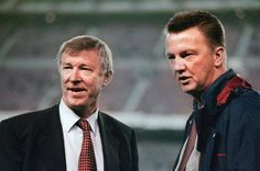 """Sir Alex Ferguson: """"What's pleased me about Louis is he's given young kids their debuts, which falls into line with the history of the club.""""  The Godfather has given his approval, great job Louis. Just keep on winning and we shall be fine.♥"""