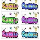 These cute silent e caterpillars can be cut up and manipulated by students to build words.  The caterpillars can also be made into flip books to bu...