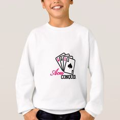 Aces Conquer Sweatshirt