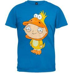 Family Guy - Stewie Duck T-Shirt 47fd353a3
