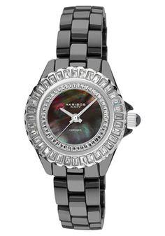 Akribos XXIV AK518SSB Watch