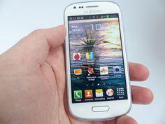 Samsung Galaxy S III mini - galeria zdjęć