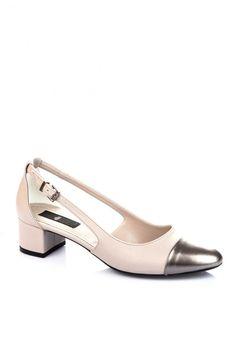 AGNESSA BAYAN AYAKKABI - GRI/KURSUN | Elle Shoes