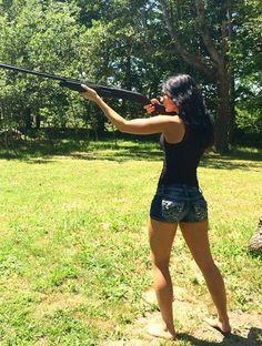 Collection of Internet photos featuring guns and fishing and girls. Please tag the girls if you know who they are or let me know if you would like a pic removed. Outdoor Girls, Hunting Girls, Shooting Guns, Military Girl, Warrior Girl, Military Women, N Girls, Army Girls, Badass Women