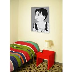 Cuadro estilo cómic  #regalospersonalizados #cuadrospersonalizados #portage Home Decor, Decorate Walls, Personalized Gifts, Paint, Style, Homemade Home Decor, Decoration Home, Interior Decorating