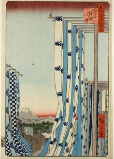 Hiroshige_Kanda_konya_machi