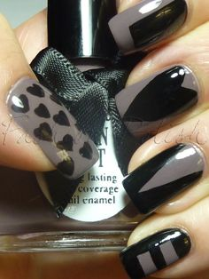 "Fashion Polish: ""Love"" Manicure"