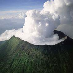 Virunga Volcanoes @ Uganda.