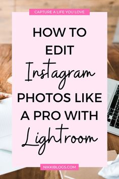 Learn how to edit Instagram photos with Lightroom mobile like a pro. This guide walks you through exactly how with tips for producing brighter and more beautiful IG photos. Click here to see how it's done. #instagram #photoediting #instagramphotoediting #instagramphotoideas #instagrampictureideas Business Goals, Business Tips, Online Business, Advanced Photography, Photography Ideas, Instagram Life, Instagram Story Ideas, Social Media Tips, Social Media Marketing