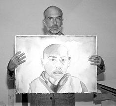 Francesco Clemente: autoritratto