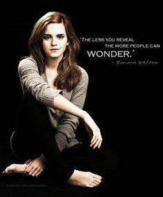 LDS Young Women: Modesty statement by actress Emma Watson