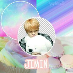 Edit JIMIN BTS