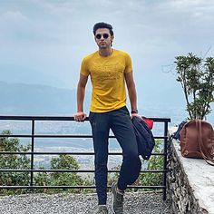Parth Samthaan's Vacay Look Is Everything You Would Ever Want! First Crush, My Crush, Cute Celebrities, Celebs, Yeh Hai Aashiqui, Anurag Basu, Erica Fernandes, Tv Actors, My Darling