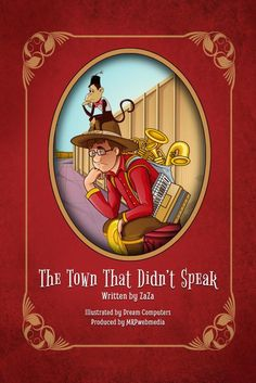 New Book Listed -  The Town That Didn't Speak