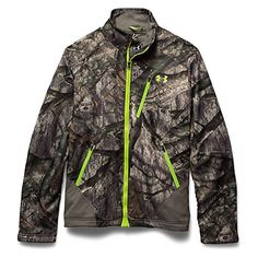 4d98ccc1a6e6f Under Armour Men's UA Storm Scent Control Barrier Jacket Archery Hunting,  Hunting Rifles, Hunting