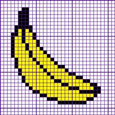Tiny Cross Stitch, Cross Stitch Fruit, Cross Stitch Kitchen, Cross Stitch Designs, Cross Stitch Patterns, Cross Stitching, Cross Stitch Embroidery, Embroidery Patterns, Pixel Pattern