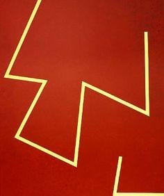 i ♥ geometry Vespertine Yellow (Abendgelb) by Bernd Damke