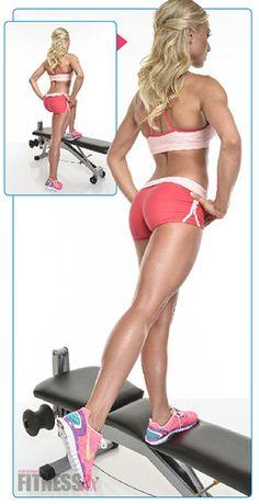 Sexy Summer Legs - Dianna Dahlgren's Leg and Butt Workout