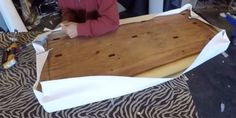Reupholstering your boat seats, whether that's pontoon boat cushions and cover or any other boat with vinyl is quite easy. Pontoon Boat Seats, Pontoon Stuff, Pontoon Boating, Boat Seat Covers, T-shirt Refashion, Gifts For Boat Owners, Boat Upholstery, Boat Shirts, Boat Projects