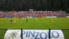 La notizia è ufficiale! La Roma svolgerà anche per quest'anno il suo ritiro estivo a #Pinzolo ! Ufficiali anche le date del ritiro: dal 9 al 17 Luglio. A presto il programma :) #valrendena #asroma #roma   #ritiroestivoasroma