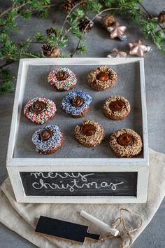 Kekse, Rezept, Backen, Weihnachten, Advent, Mürbteig, Deko, Weihnachtskekse, Keksdose