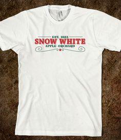 Snow White Apple Orchard