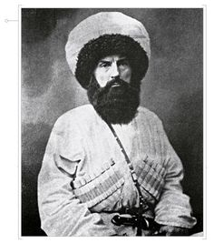 Imam Shamil. The war has a history, but it belongs to Russia.