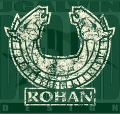 Rohan TShirt the Lord of the Rings the hobbit screen by jcalvinded