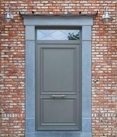 Garage Doors, Outdoor Decor, Ideas, Home Decor, Puertas, Decoration Home, Room Decor, Home Interior Design, Thoughts