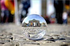 jfk-photography - Brandenburger Tor Kugel