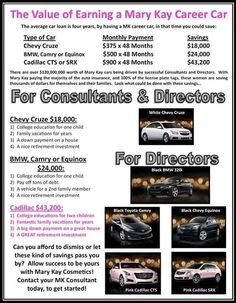 Be your own boss, work from home & earn the income you know you want & deserve! Contact me at www.marykay.com/chandler.paige or www.facebook.com/marykaybychandlertowles to learn about the Mary Kay business opportunity! :)