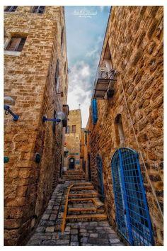 يافا القديمة، فلسطين